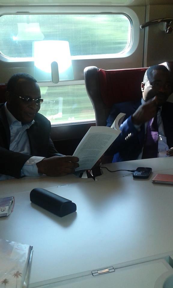 Le Général Sékouba Konaté serait-il très remonté contre Tibou Kamara?