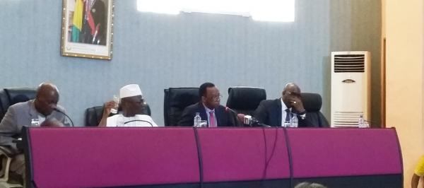 Intégralité des accords issus du dialogue politique inter-guinéen du 12 octobre 2016