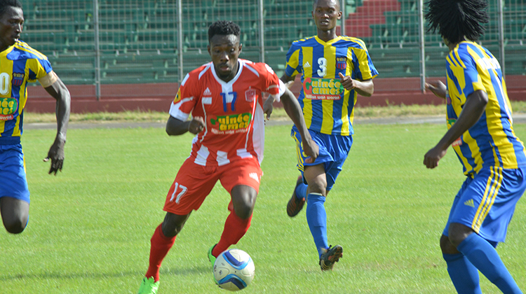 Coupe Nationale Guinée Games: le Horoya retrouvera l'AS Kaloum en finale