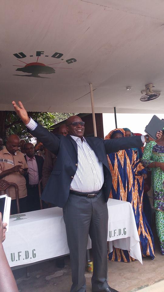 Alpha Condé a-t-il offert un véhicule à Cellou Dalein? La réponse cassante de Fodé Oussou Fofana