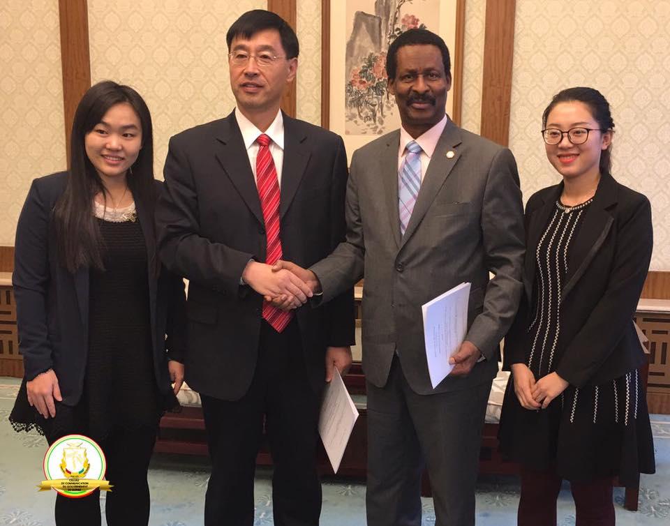 Pékin: des Chinois promettent de s'impliquer dans la réalisation du barrage de Souapiti