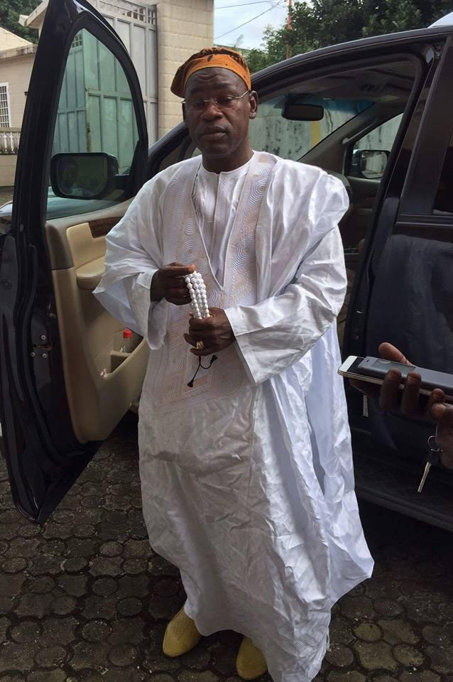 USA: Papa Koly salue la victoire de Donald Trump