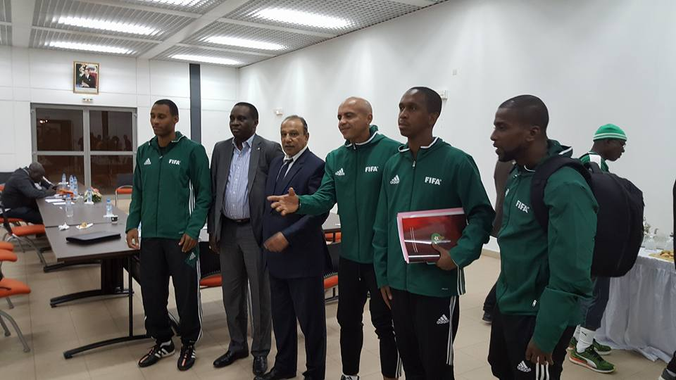 Russie 2018: Marco vs Côte d'Ivoire, le quitus du Commissaire Antonio Souaré