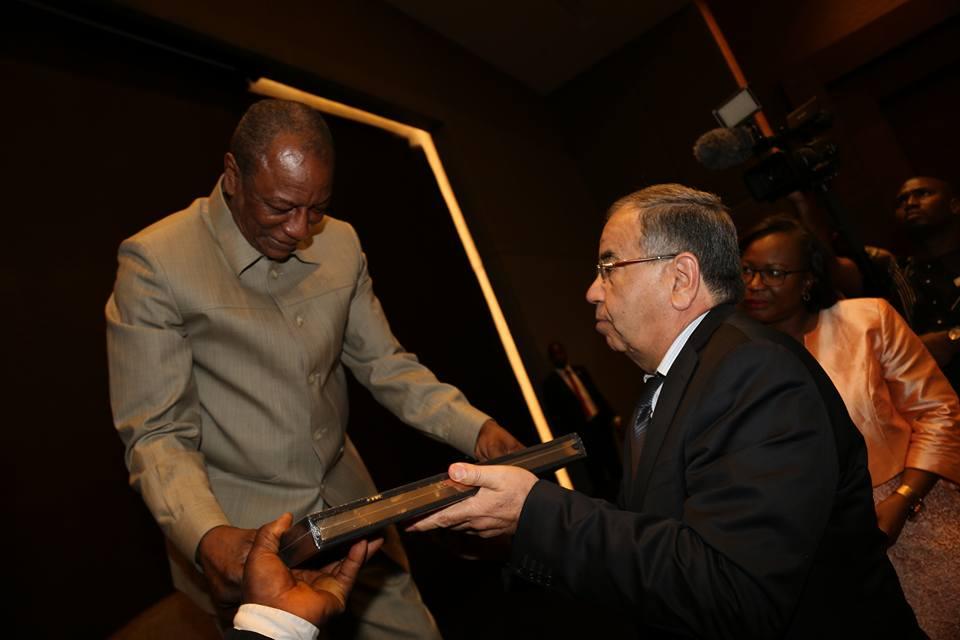 Ouverture à Conakry du 28ème Congrès des Notaires d'Afrique de la CAAF/UINL