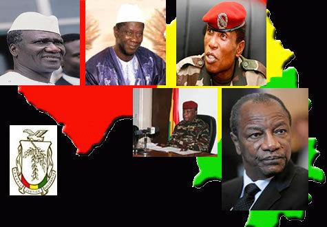 Le Système politique guinéen : toujours dans le Déni de son Histoire! ( Opinion )