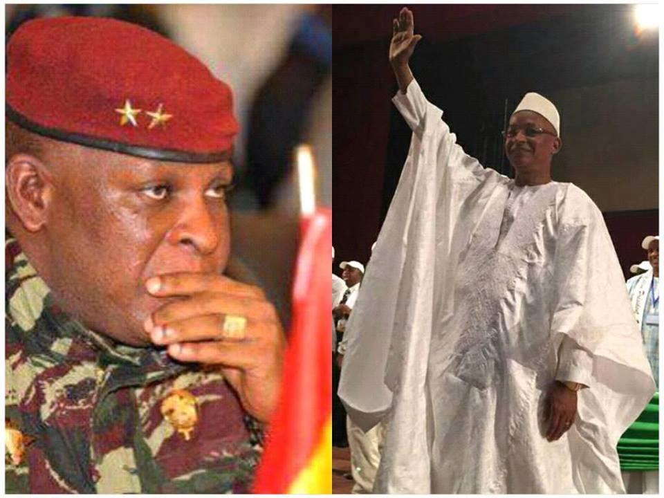 Nouvel an: le général Konaté et Cellou Dalein échangent des textos
