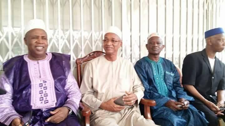 Nouvel an: les ressortissants de Mali renouvellent  leur soutien et leur loyauté à Cellou Dalein Diallo