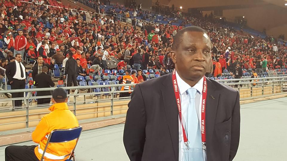 Antonio Souaré nommé à la FIFA, carnaval géant pour l'accueillir à l'aéroport ce mercredi