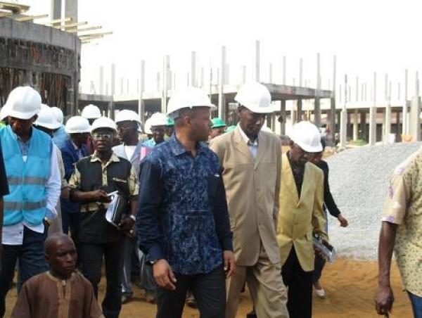 195 milliards de francs guinéens pour moderniser l'Université Gamal Abdel Nasser de Conakry