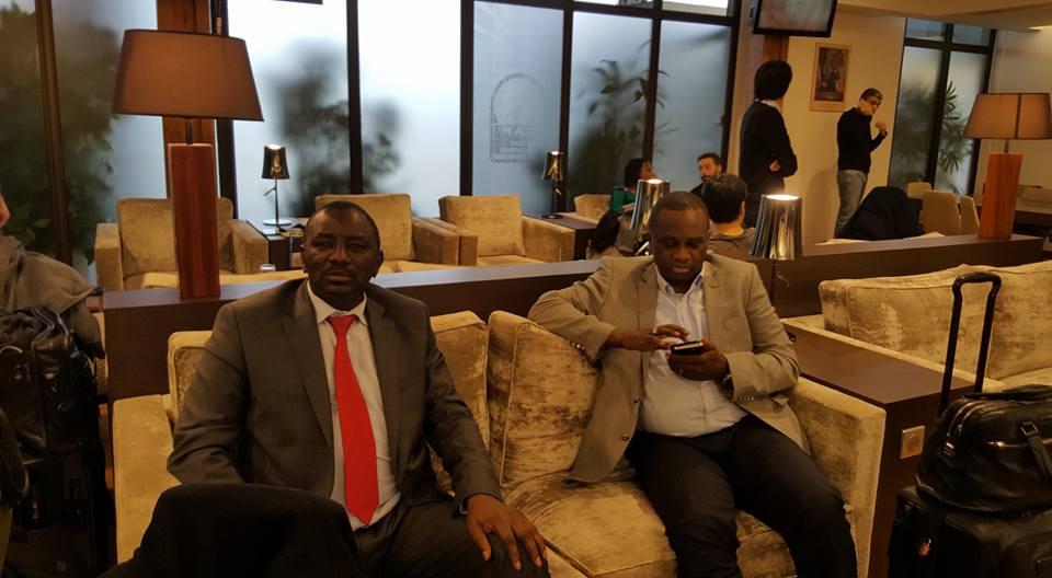 CAN 2017: retour de Antonio Souaré au Gabon avec un agenda des plus chargés