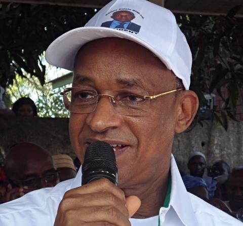 Cellou Dalein Diallo a-t-il été à la hauteur? Non, selon Jean Marie Doré