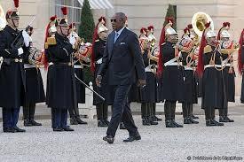 Alpha Condé attendu à Paris en avril pour sa dernière visite à Hollande
