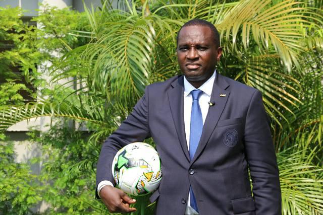 Infos en image sur l'élection de Antonio Souaré à la présidence de la FEGUIFOOT