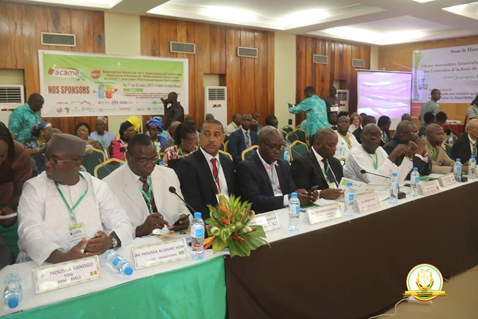 Conakry: ouverture de la 19e Assemblée Générale de l'Association Africaine des Centrales