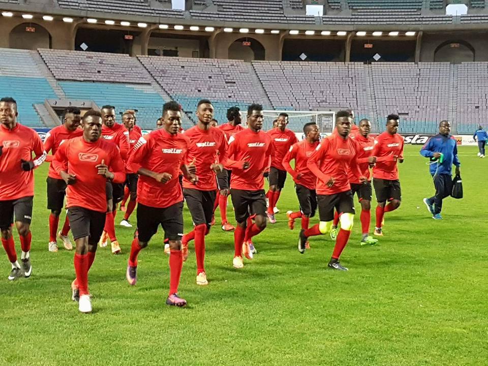 Tunis:le Horoya AC fin prêt pour défaire L'Espérance de Tunis