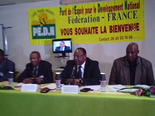 Lansana Kouyaté fait des révélations sur les causes de la chute du gouvernement de large consensus qu'il dirigeait