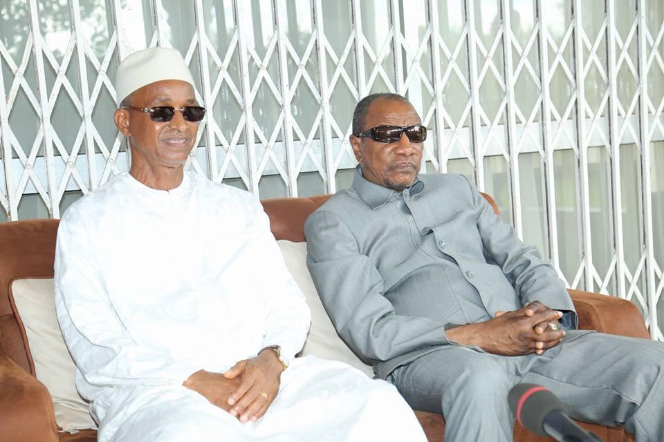 Affaire du troisième mandat: un sujet tabou en privé entre Alpha Condé et Cellou Dalein Diallo
