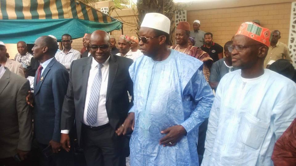 Ibrahima Chérif Bah: la bonne pêche de Cellou Dalein Diallo ( signé Amadou D Diallo )