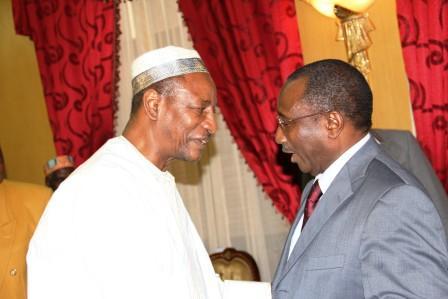 Enfin, une mission officielle pour Sidya Touré
