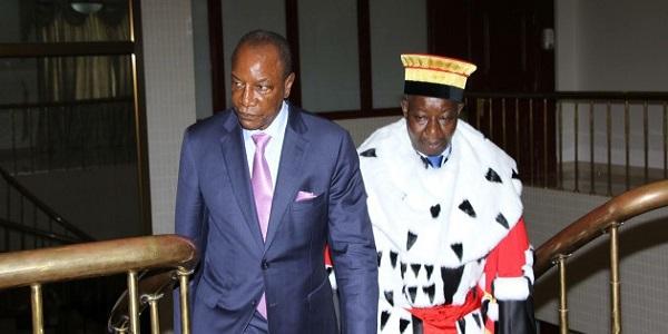 Kèlèfa Sall réitère son opposition à une violation de la Constitution pour un 3e mandat:  « jamais sous moi »