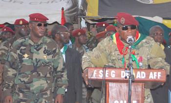Le général Konaté voulait il que Dadis donne le pouvoir à Papa Koly Kourouma?