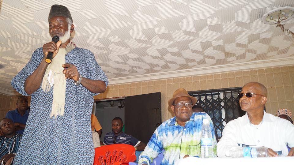 Kankan: un notable respecté de la ville rallie Cellou Dalein Diallo