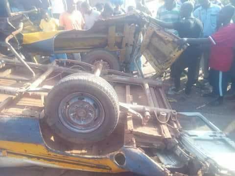 Accident à Dubréka: l'UFDG renonce à la grande manifestation prévue pour accueillir Cellou Dalein Diallo