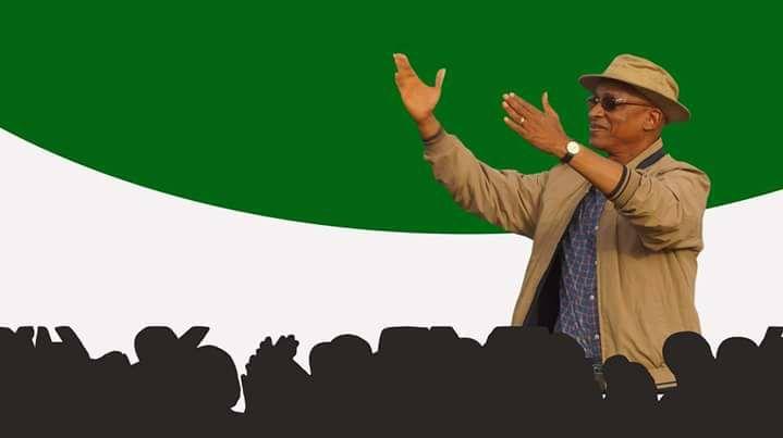 Cellou Dalein Diallo à Andorre pour le congrès de l'International Libéral