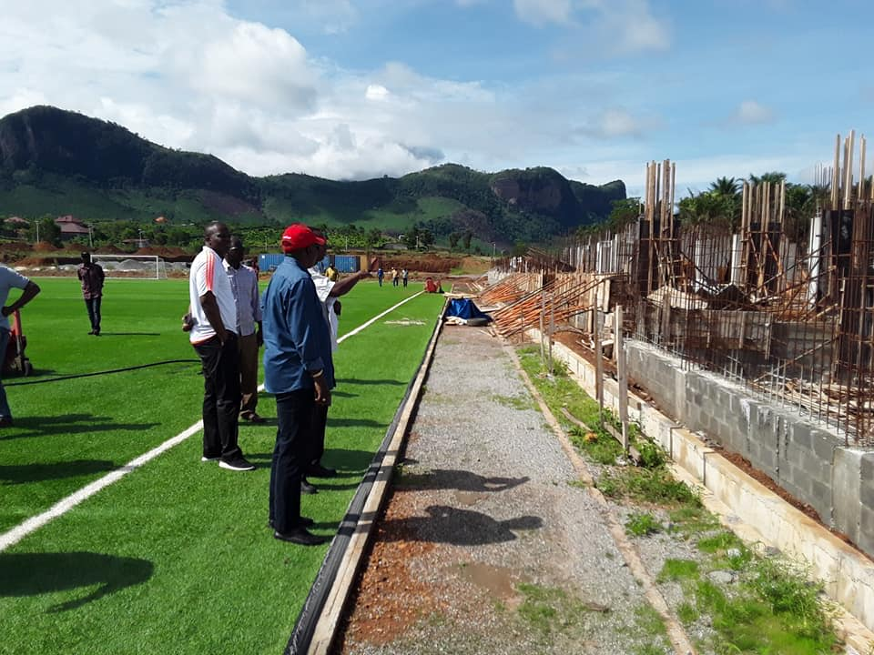 Bientôt les clés du Centre Sportif et de Loisirs de Yorokoguia dans les mains de Antonio Souaré