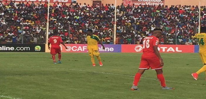 Coupe de la CAF: le Horoya AC défait le CF Mounana et s'empare de la tête du groupe