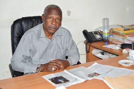 L'expert électoral Alpha Yero Condé n'est plus!  Dors en paix ( Abdoulaye Condé )
