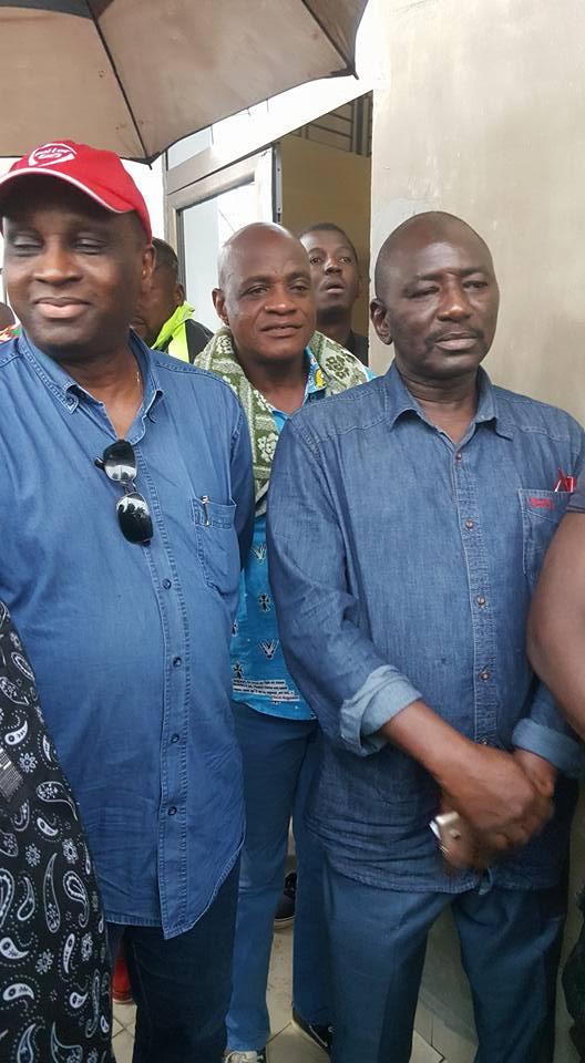 Centre de Sports et de Loisirs de Yorokoguia: un dimanche intense pour Antonio Souaré