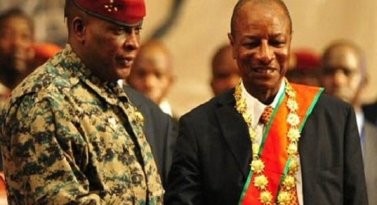Le général Konaté demande un service au président Alpha Condé