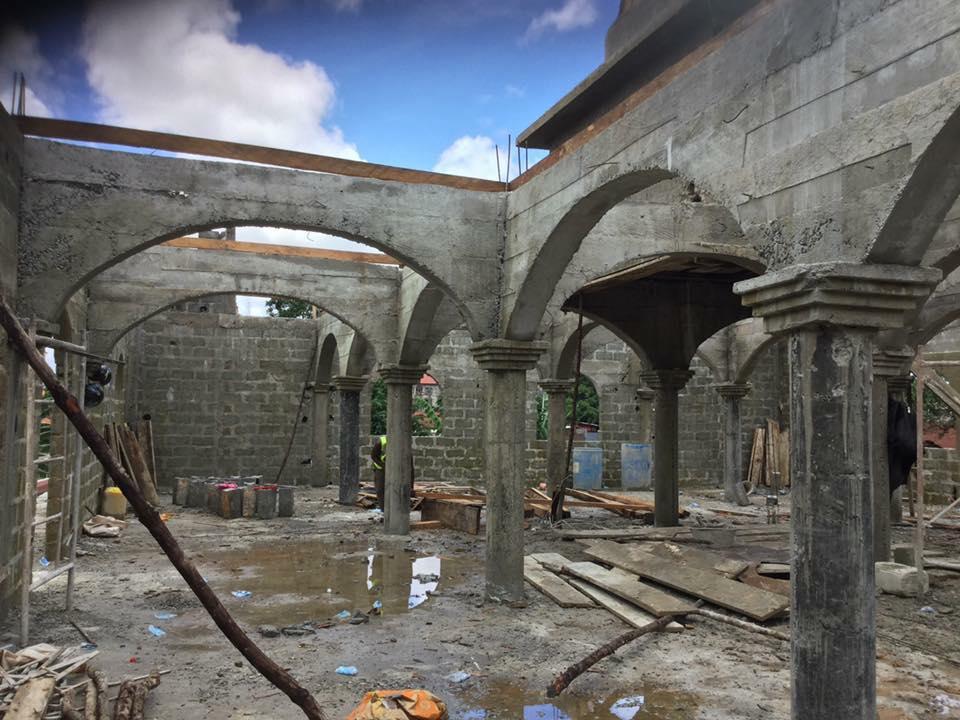 KPC s'engage à reconstruire la mosquée de Lambanyi , son lieu de résidence