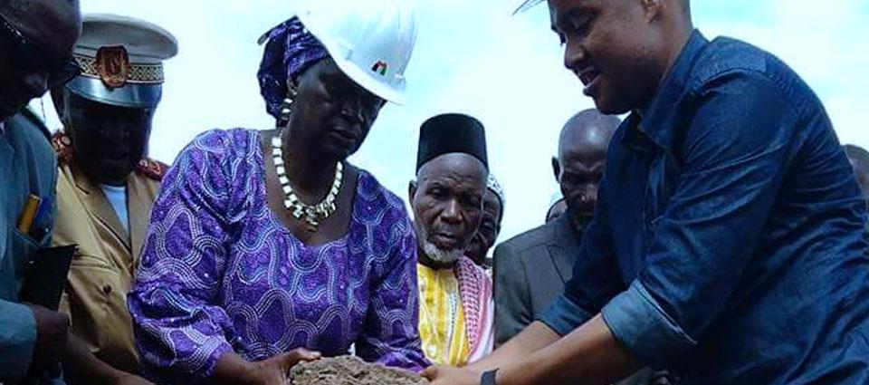 Le désenclavement des zones rurales, une priorité du président Condé