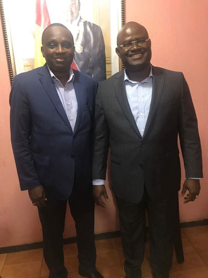 Qui voulait mettre le feu entre  KPC et Antonio Souaré ?
