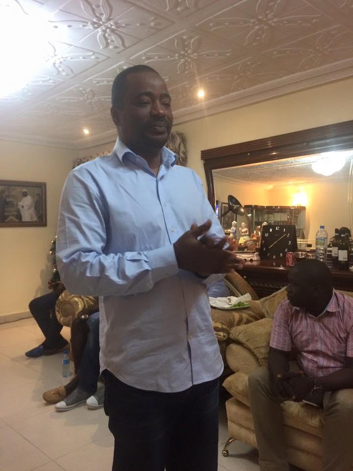 La violente réponse de l'UFR à Tibou Kamara
