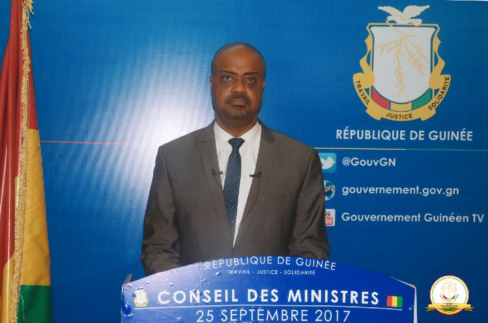 Compte rendu du Conseil des Ministres du 25 septembre 2017 ( vidéo)