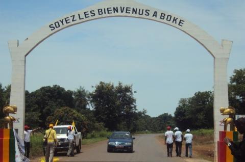 Reprise de l'exploitation de bauxite dans la région de Boké