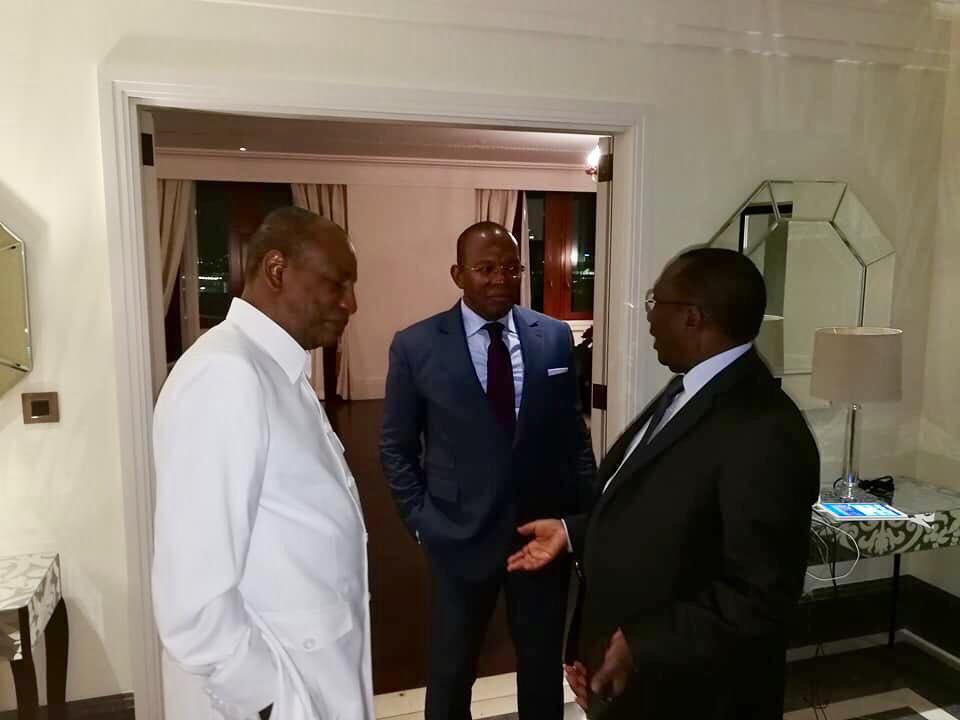 Sidya et Kassory vont ils faire la paix ?