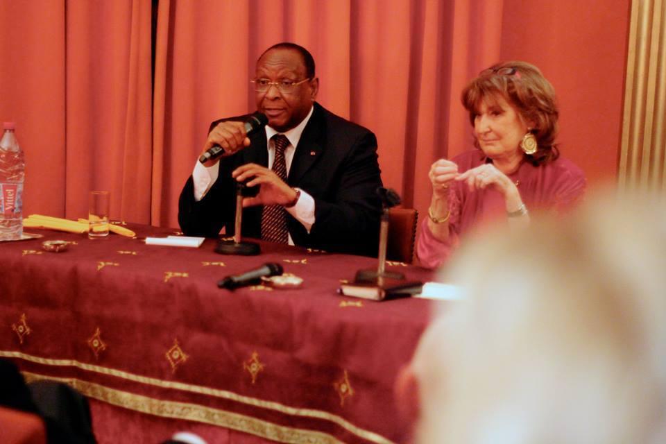 Clin d'oeil de Lansana Kouyaté au capitaine Moussa Dadis Camara