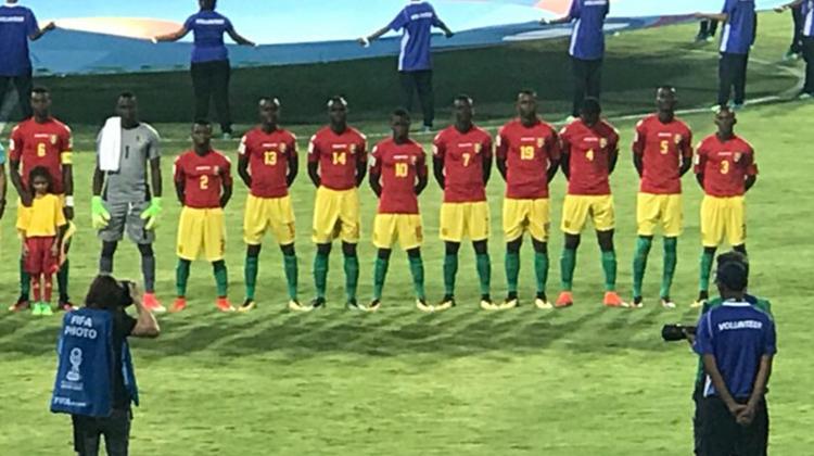 Mondial des Cadets: l'Iran s'impose sur la Guinée ( 3-1 )