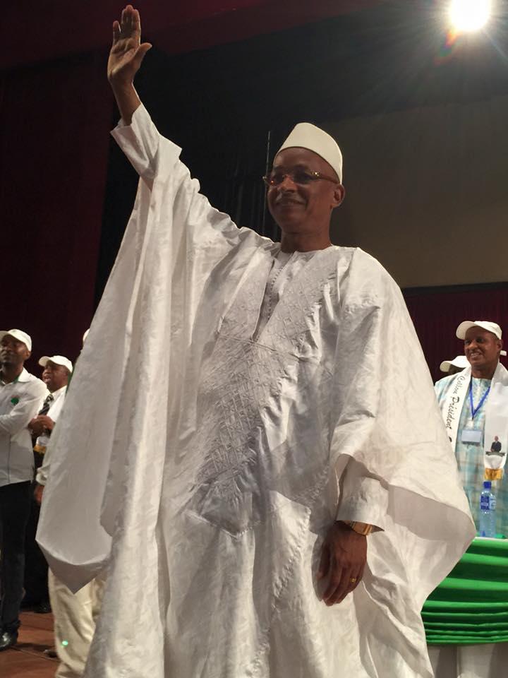 Cellou Dalein attendu à Conakry mardi