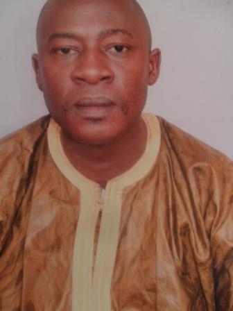Le prédicateur Bafodé Cissé :