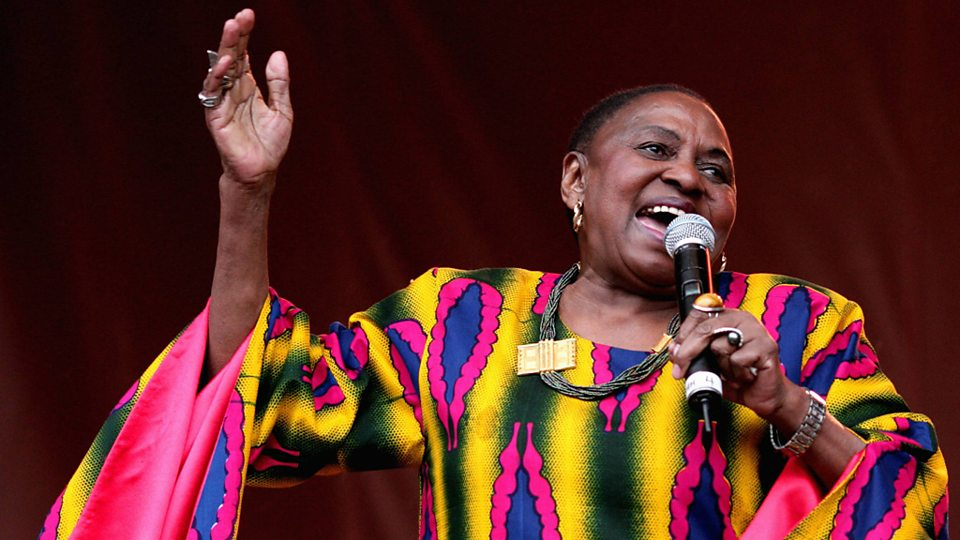 9 novembre 2008 - 9 novembre 2017 : Miriam Makeba forever !