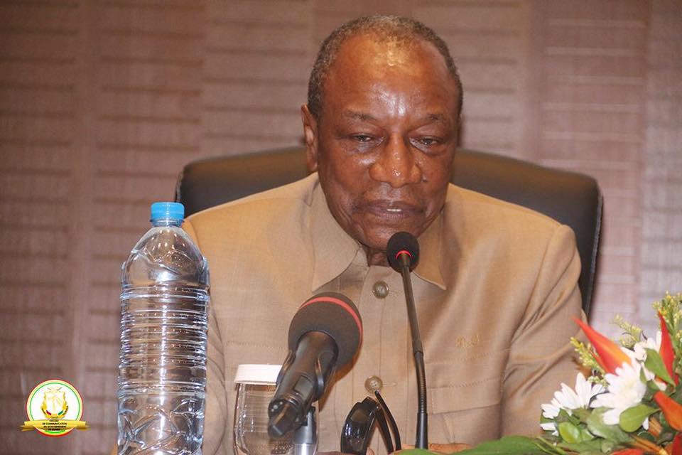 Tiken Jah Fakoly déconseille à Alpha Condé un 3è mandat