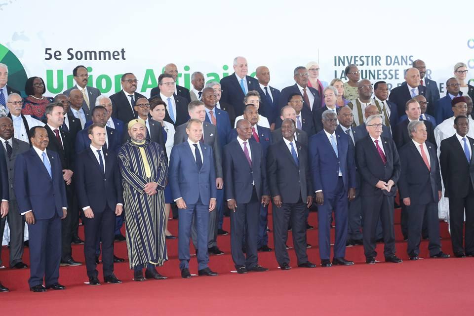 Sommet d'Abidjan : 3400 migrants bloqués en Libye vont être rapatriés (Alpha Condé )