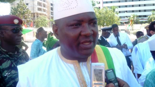 Le commandant Sékou Resco a demandé l'asile politique en France