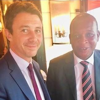 Paris: le général Konaté rencontre le porte-parole du gouvernement Phillippe
