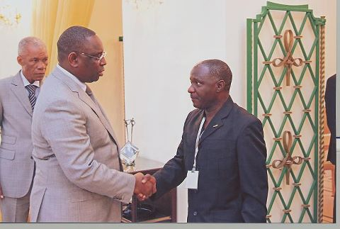 Le journaliste sportif, Amadou Diouldé Diallo, viré de la RTG